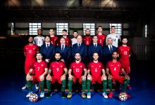 Bruno Coelho diz que a Seleção Portuguesa de Futsal já só pensa no jogo com a Bielorrússia
