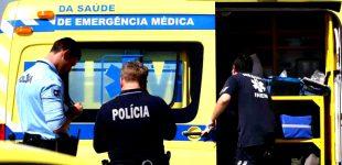 Colisão entre dois carros na Estrada Nacional 104 de Vila do Conde causa dois mortos e dois feridos