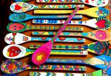 Duas mil colheres de pau mantêm tradição da Feira dos Namorados de Vila do Conde