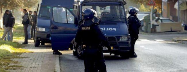 Detido por suspeita de agressão a agente da Polícia e furto de automóvel em Vila do Conde