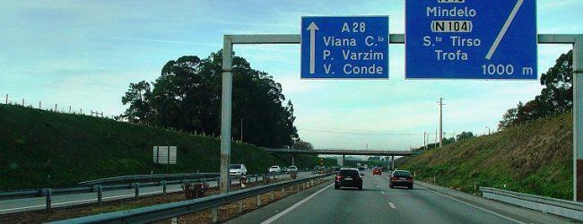 Implementação de descontos nas portagens das autoestradas e vias rápidas abrange A28