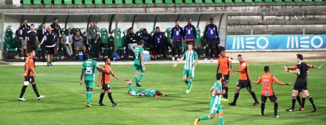 Marítimo vence Rio Ave Futebol Clube em Vila do Conde com golo de grande penalidade