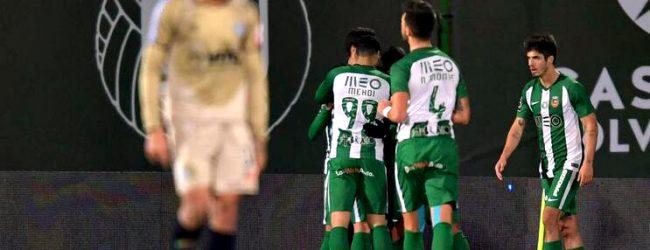 Rio Ave Futebol Clube fecha primeira volta do campeonato com triunfo frente ao Boavista