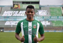 Sporting Clube de Portugal cede avançado Gelson Dala ao Rio Ave Futebol Clube até ao fim da época