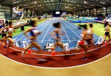 Atlético da Póvoa de Varzim na final feminina do Nacional de Clubes de Atletismo em pista coberta