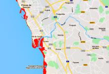 Cientistas dizem que Vila do Conde e Póvoa de Varzim podem ficar inundadas até ao ano de 2050