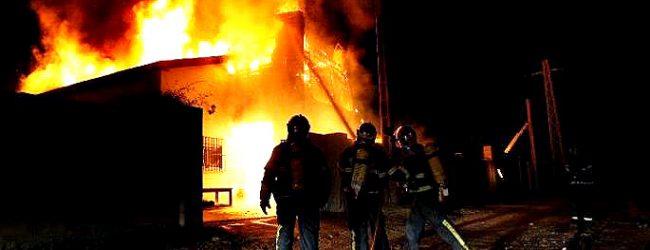 Incêndio na Póvoa de Varzim deixa casa sem condições de habitabilidade e quatro desalojados