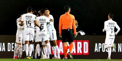 Sporting sai de Vila do Conde com um empate caído do céu depois de penálti frente ao Rio Ave