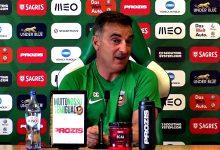 """Treinador Carlos Carvalhal diz que não se deixa """"embriagar"""" pelo lugar em que o Rio Ave está"""