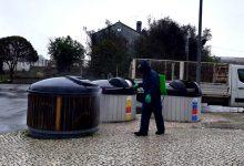 Câmara Municipal de Vila do Conde inicia serviço diário de desinfeção de contentores de lixo