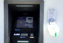 Desinfectantes das caixas de multibanco da freguesia de Vila Chã em Vila do Conde roubados