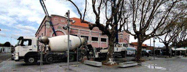Empresa vilacondense converte armazém em Centro de Triagem Covid-19 na Póvoa de Varzim