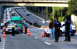 Sessenta e nove detidos em Portugal por crime de desobediência ao Estado de Emergência