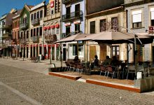 Póvoa de Varzim agiliza licenciamentos para criação e alargamento de esplanadas em cafés
