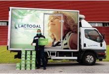 Lactogal oferece 148 toneladas de lacticínios a Hospitais portugueses e Instituições solidárias