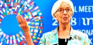 """""""Grande Confinamento"""" leva Fundo Monetário Internacional a fazer previsões sem precedentes"""