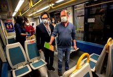 Ministro do Ambiente visita Metro do Porto