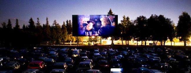 Câmara de Vila do Conde instala ecrã gigante ao ar livre para projetar cinema e jogos de futebol