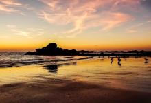 Praia de Mindelo é a que tem maior capacidade (2.400 pessoas) no concelho de Vila do Conde