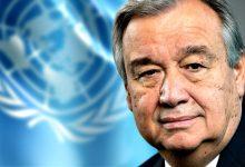 """Secretário-geral da ONU diz que Mundo dividido entre China e EUA será """"extremamente perigoso"""""""