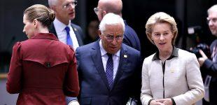 António Costa e Ursula Von der Leyen divulgam planos de recuperação de Portugal e da UE