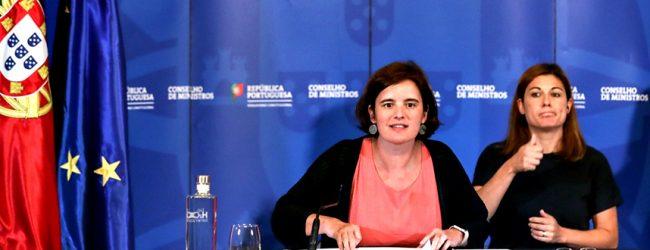 Governo prorroga situação de contingência em Portugal continental até ao dia 14 de outubro