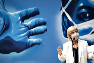 Portugal regista hoje mais 6 mortes e 688 novos casos de infeção devido à pandemia de Covid-19
