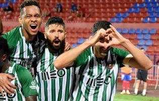 Rio Ave vence FK Borac e segue para a terceira eliminatória da Liga Europa frente ao Beşiktaş