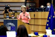"""Ursula Von der Leyen diz que é o momento de """"a Europa passar de fragilidade a nova vitalidade"""""""