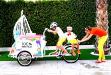 Arca móvel de gelados da empresa vilacondense Fricon é a escolha dos youtubers Vlad e Niki