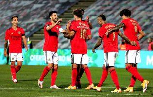 Benfica com melhor arranque em 18 anos