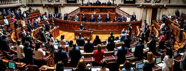 Deputados na AR aprovam votos de pesar pela morte de Augusto Cymbron e Augusto Boucinha