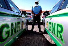 GNR detém em automóvel furtado três ocupantes suspeitos de roubar tabaco em Vila do Conde