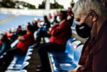 """LPFP dá """"nota muito positiva"""" ao teste inicial de regresso dos adeptos aos estádios de futebol"""