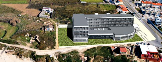 Labruge Talasso Hotel projetado para zona de Reserva Ecológica Nacional em Vila do Conde