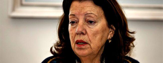 Presidente da Câmara de Vila do Conde Elisa Ferraz não vota para eleição de líder da CCDR-N