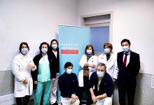 Hospital da Póvoa de Varzim e de Vila do Conde vacina profissionais de saúde contra a Covid-19