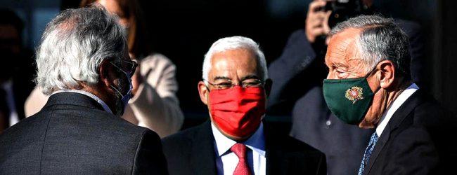 Primeiro-Ministro António Costa diz que medidas a anunciar no sábado vão vigorar até 7 de janeiro