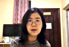 UE reclama libertação imediata de jornalista que noticiou o surto inicial da Covid-19 em Wuhan