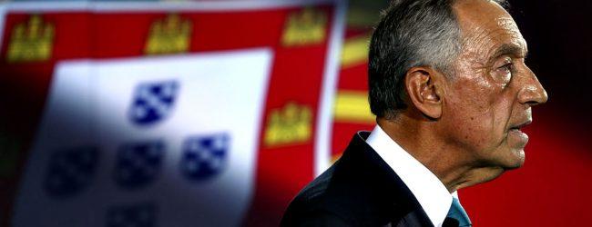 """Marcelo Rebelo de Sousa foi reeleito """"Presidente de todos e de cada um dos portugueses"""" em 2021"""