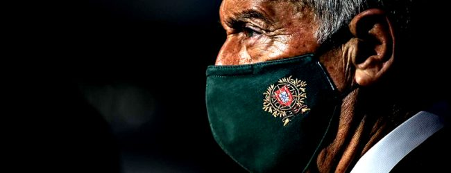 Marcelo Rebelo de Sousa na lista de políticos mundiais infetados pela pandemia de Covid-19