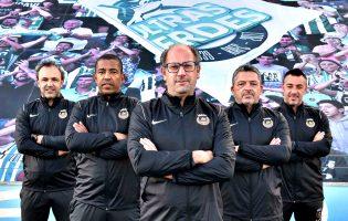 Treinador Pedro Cunha diz que Rio Ave Futebol Clube vai jogar olhos nos olhos com o Sporting