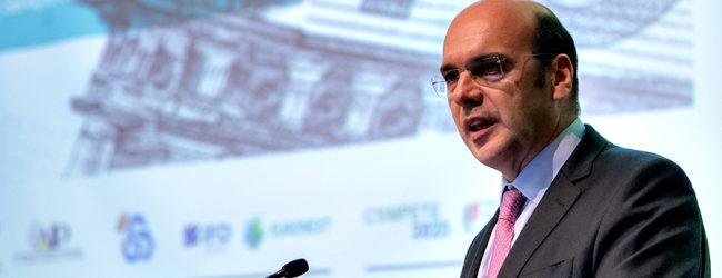 Ministro da Economia Pedro Siza Vieira elogia 12 associações empresariais que criaram Confminho