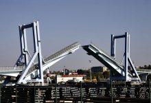 Ponte móvel de Leixões encerra durante um mês para manutenção de um dos cilindros hidráulicos