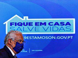 Primeiro-Ministro António Costa diz que plano de desconfinamento é apresentado a 11 de março