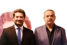 Luís Vilela apresentado por André Ventura como candidato do Chega à Câmara de Vila do Conde