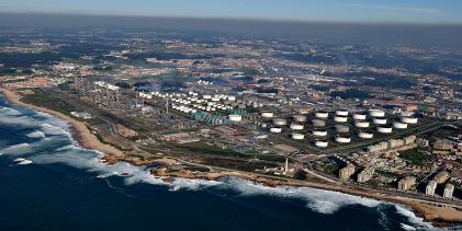 """Cerca de 150 trabalhadores da refinaria da Galp de Matosinhos vão """"enfrentar"""" o despedimento"""