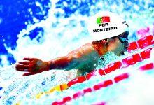 Ana Catarina Monteiro segue para meias-finais de 200M mariposa dos Jogos Olímpicos Tóquio2020