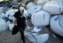 """BE denuncia """"atentado ambiental perigosíssimo"""" em duna de praia da Estela na Póvoa de Varzim"""