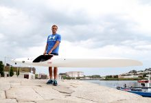 Canoísta vilacondense José Leonel Ramalho procura sétimo título Europeu em K1 maratonas